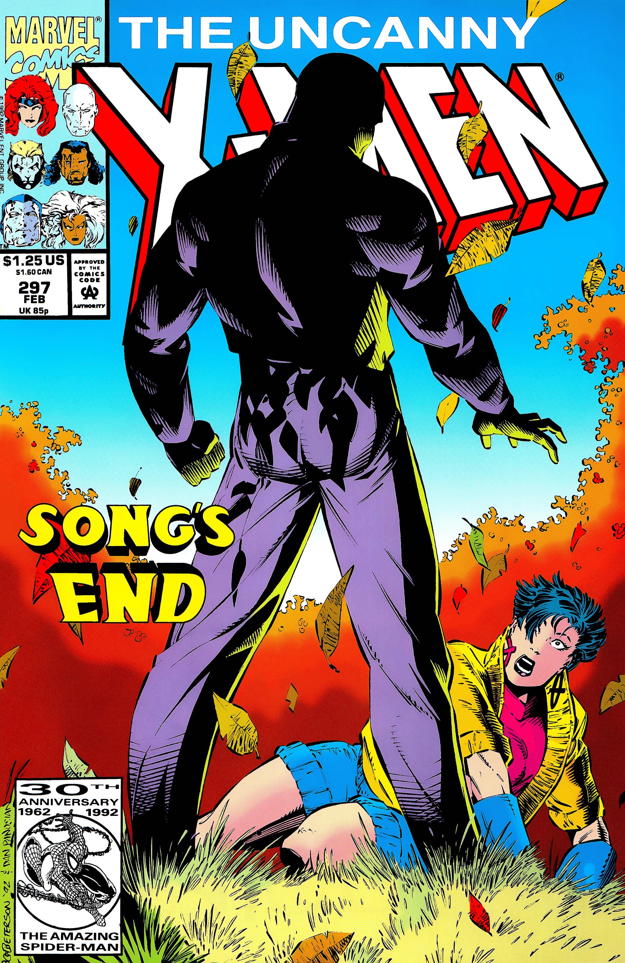 Uncanny X-Men (1963) 297 Page 1