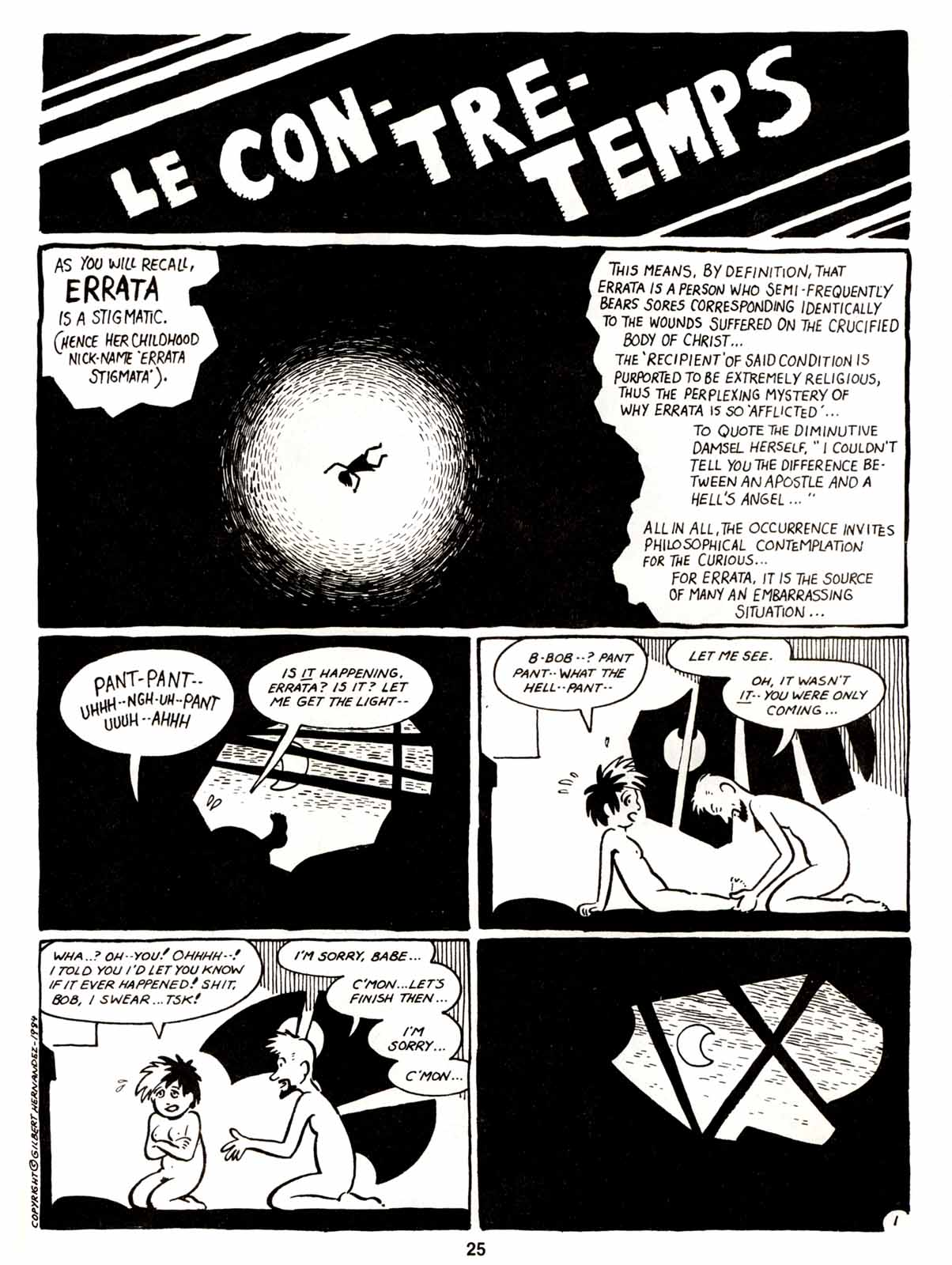 Love and Rockets (1982) Issue #5 #4 - English 27