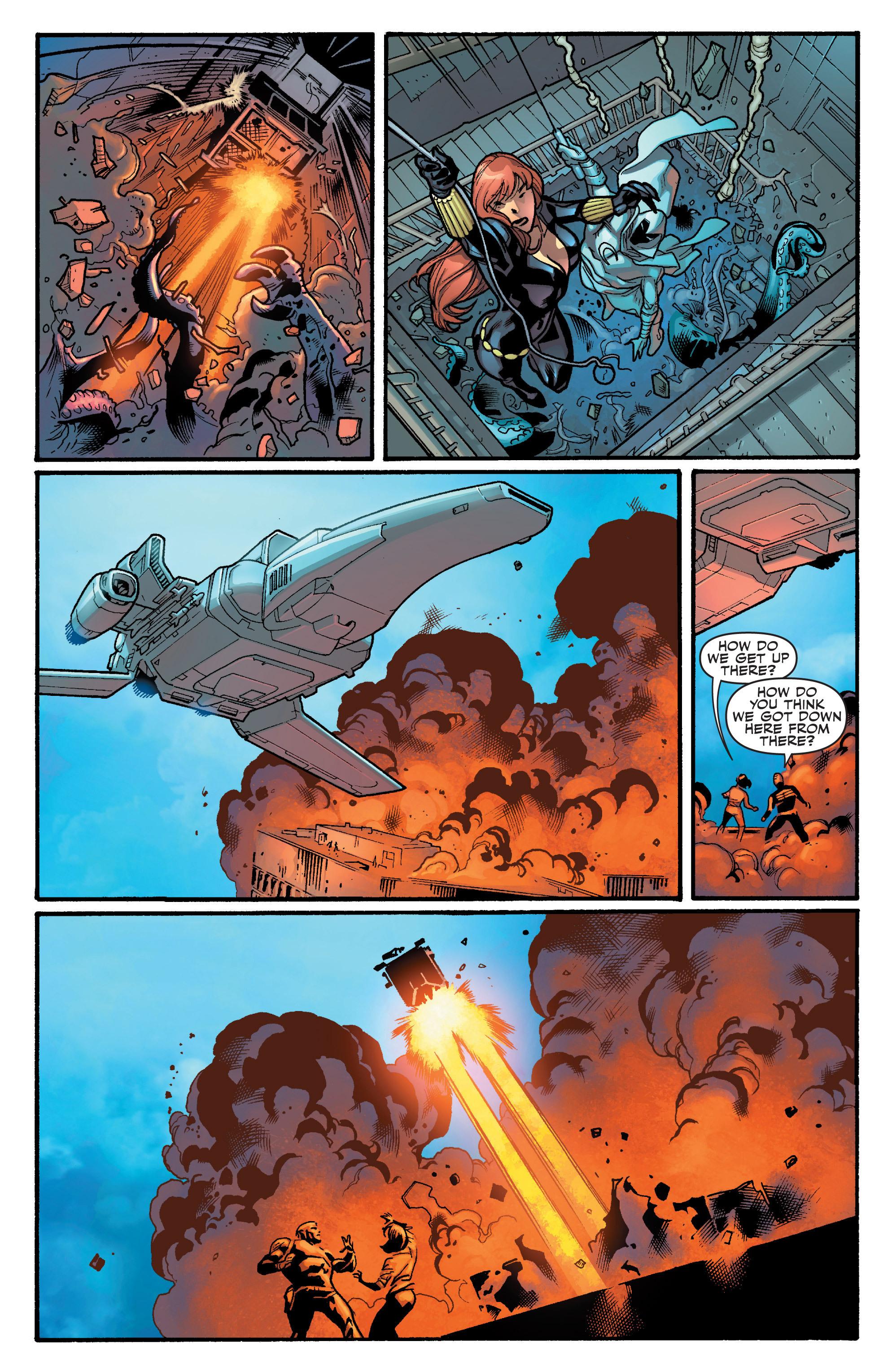 Read online Secret Avengers (2010) comic -  Issue #21 - 19