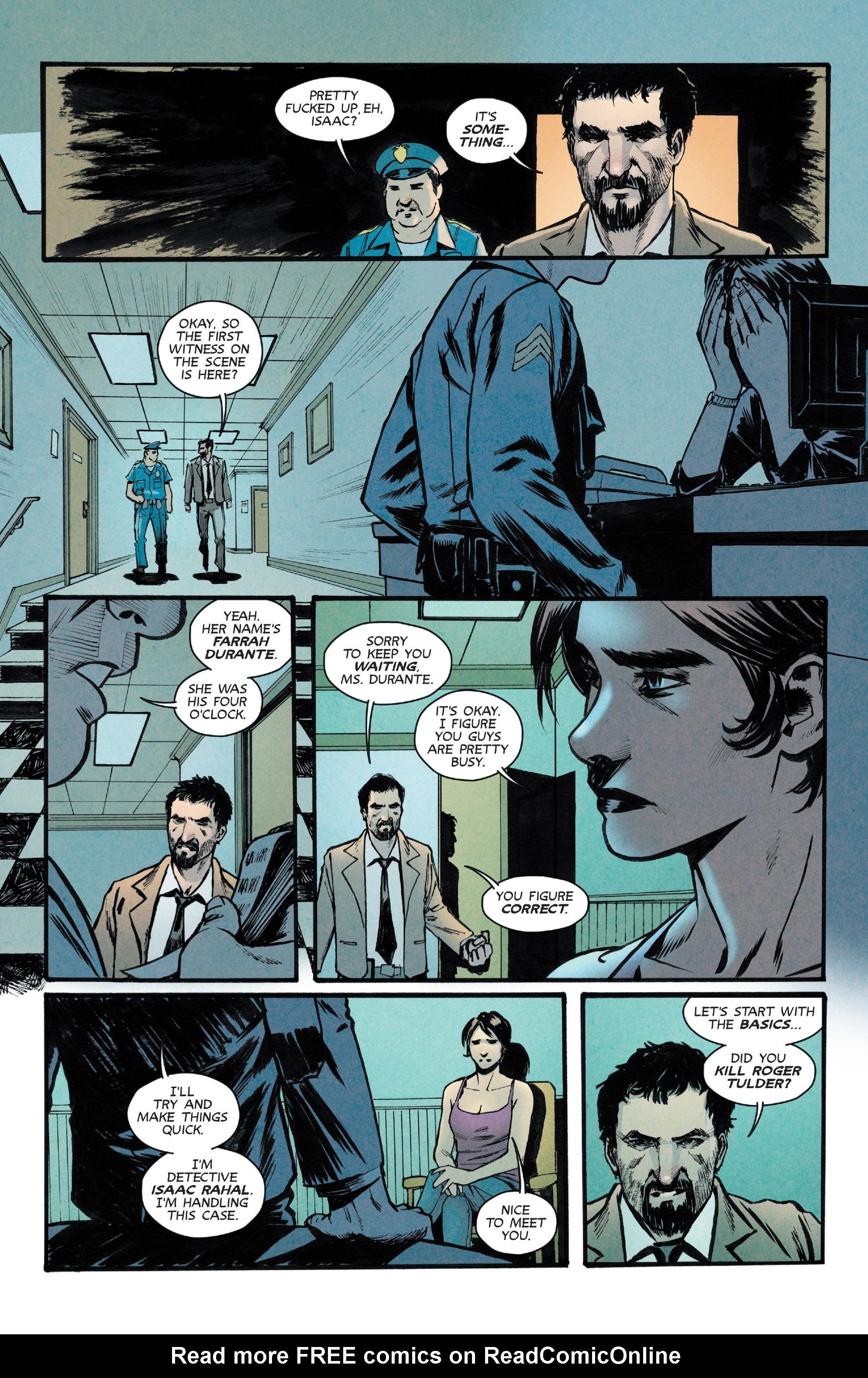 Read online Glitterbomb comic -  Issue #2 - 7