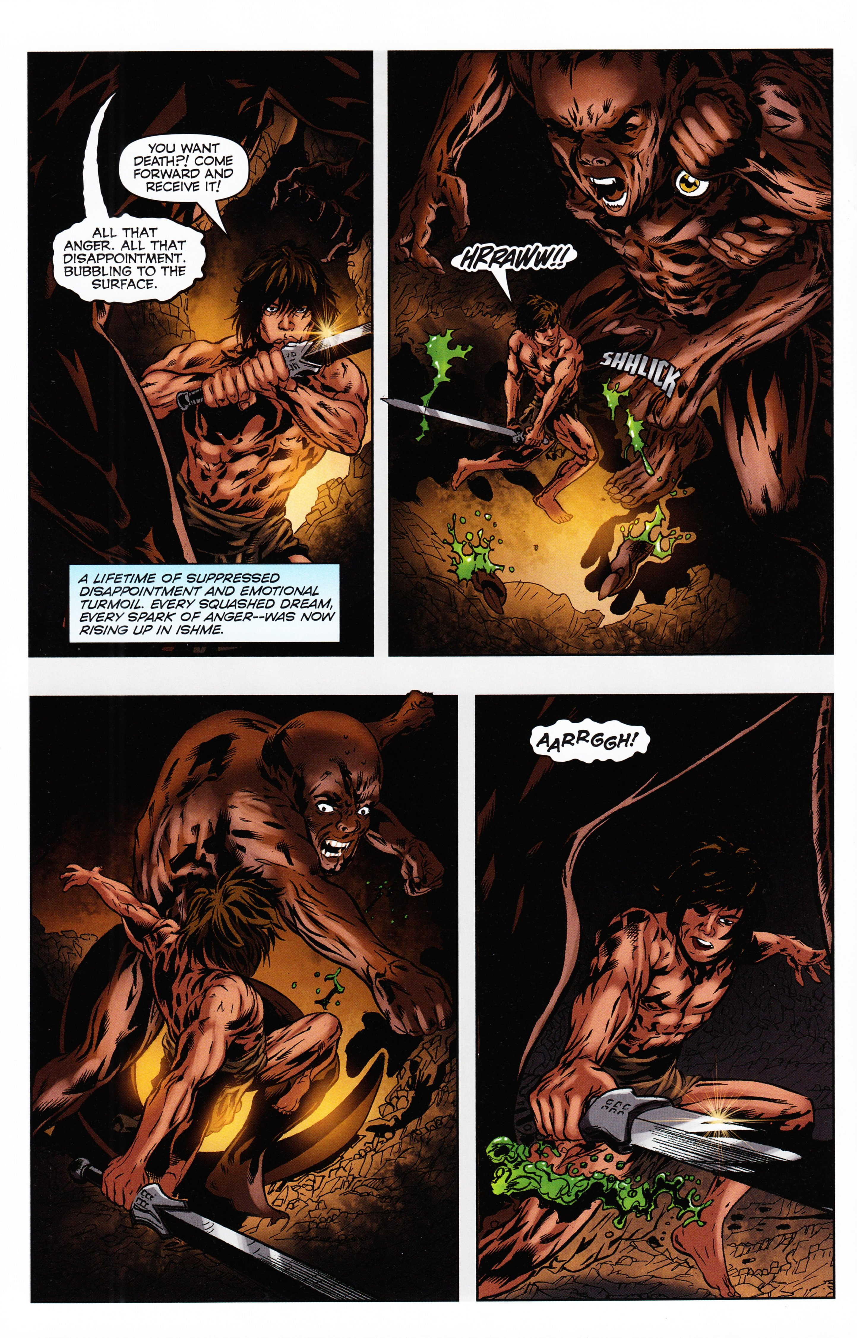 Read online Evil Dead 2: Tales of the Ex-Mortis comic -  Issue #2 - 22
