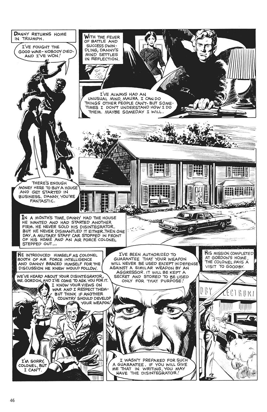 Creepy (2009) Issue #3 #3 - English 48