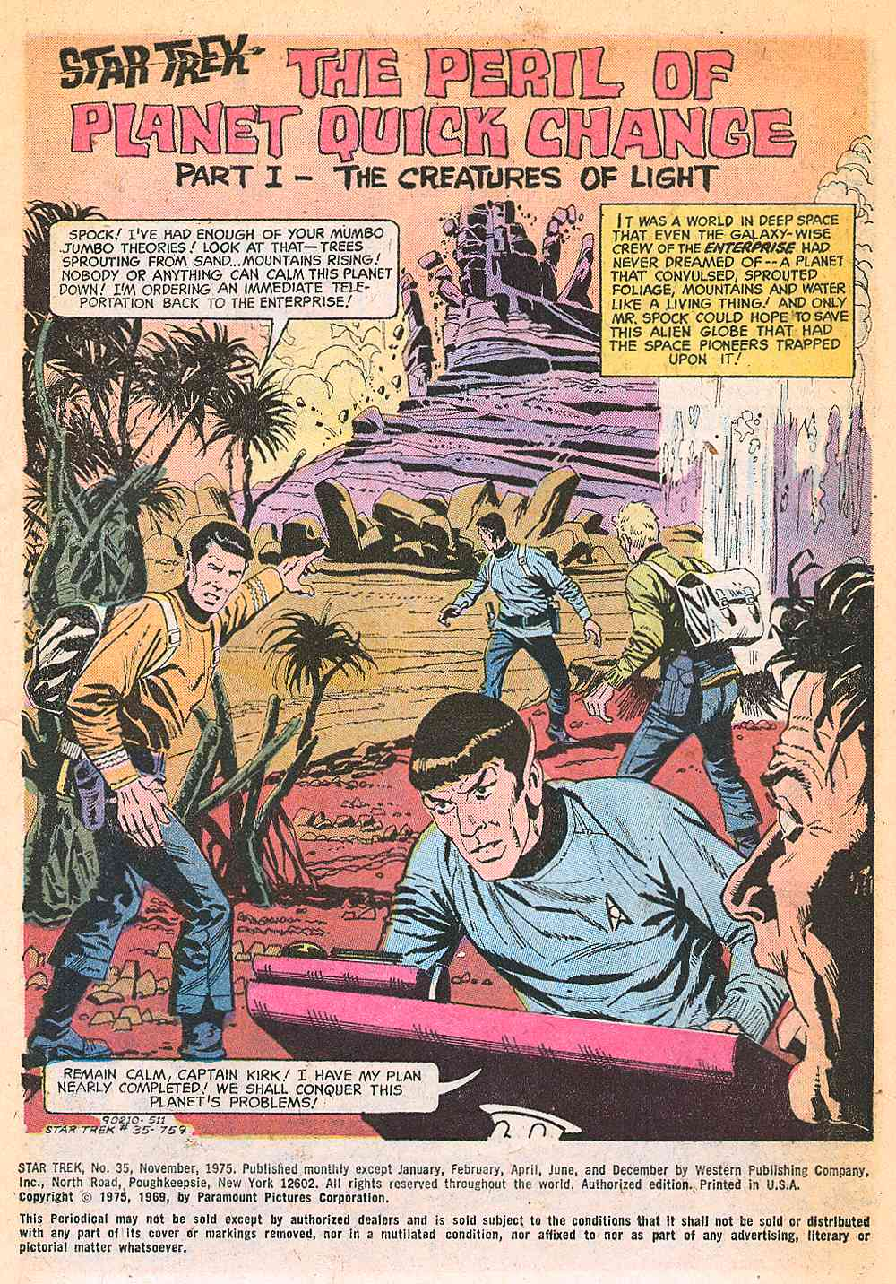 Star Trek (1967) Issue #35 #35 - English 2