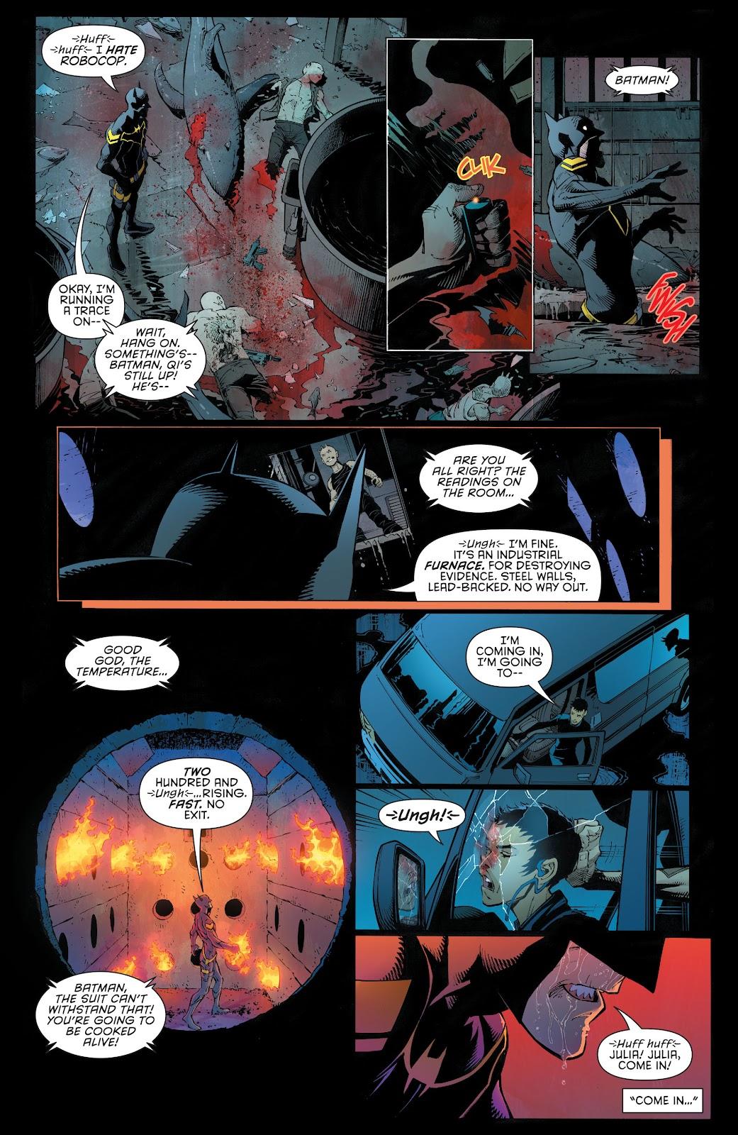 Batman (2011) Issue #43 #62 - English 19