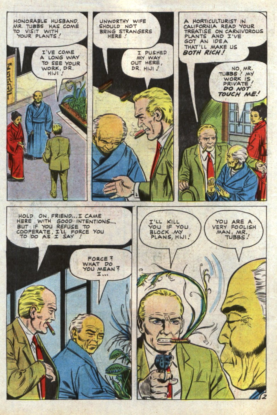Read online Scary Tales comic -  Issue #44 - 4