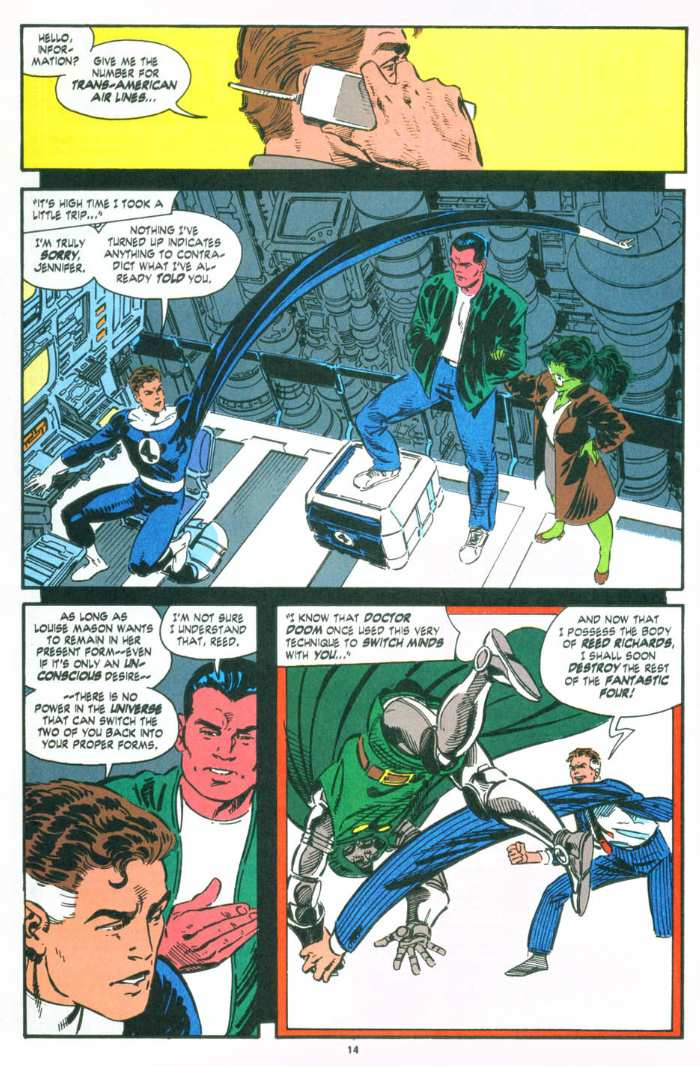 The Sensational She-Hulk Issue #49 #49 - English 13