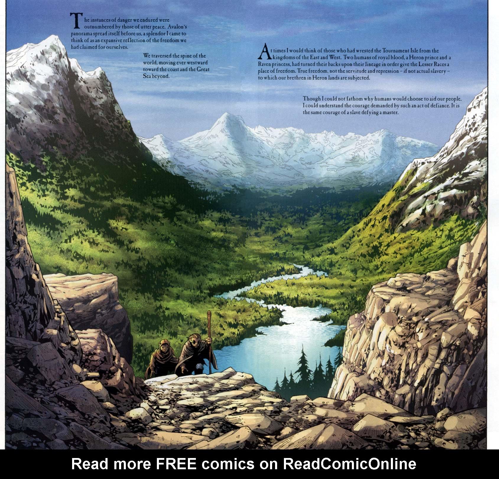 Read online Scion comic -  Issue #26 - 14