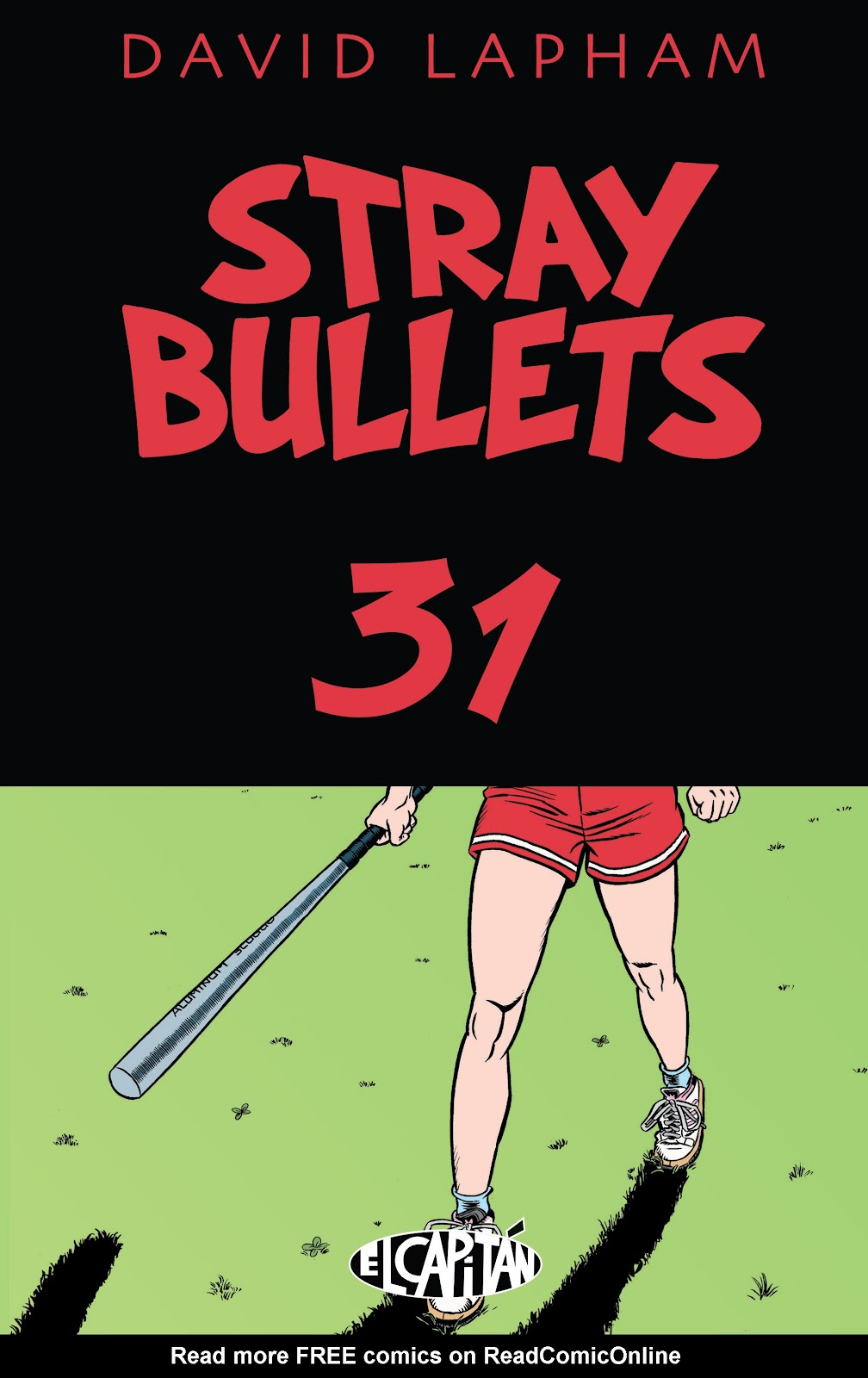Stray Bullets Issue #31 #31 - English 1