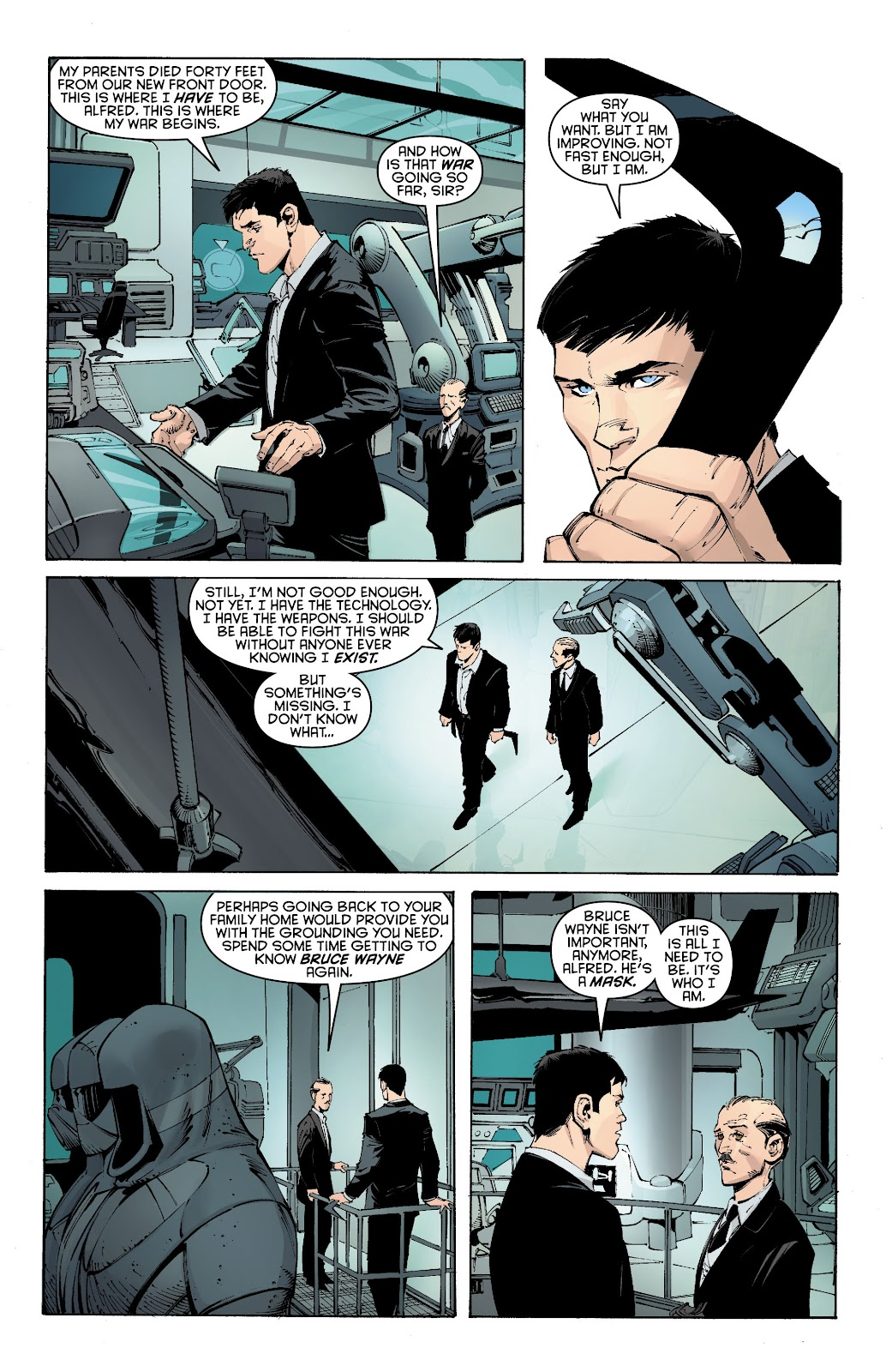 Batman (2011) Issue #0 #15 - English 14