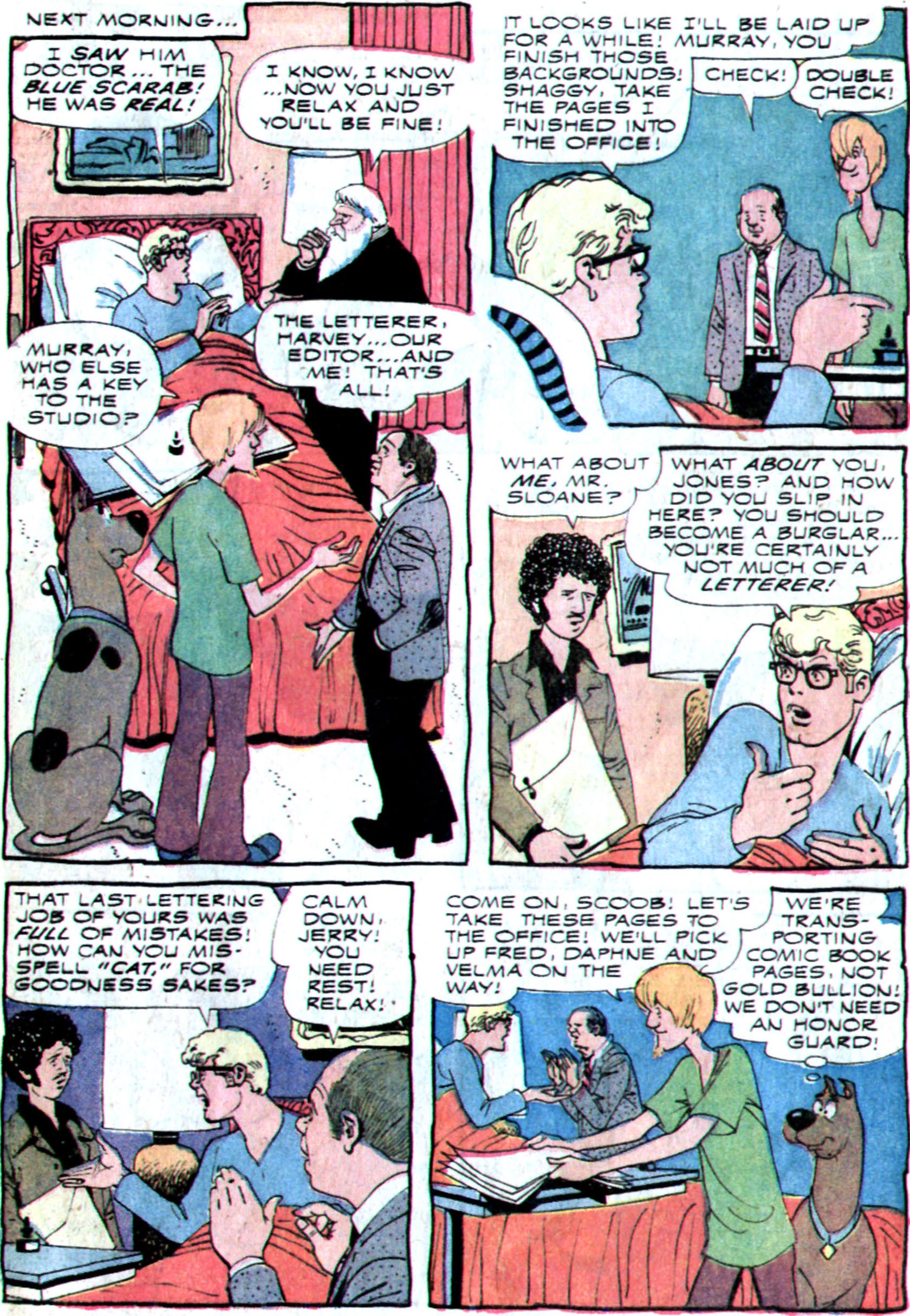 Read online Scooby-Doo... Mystery Comics comic -  Issue #24 - 9
