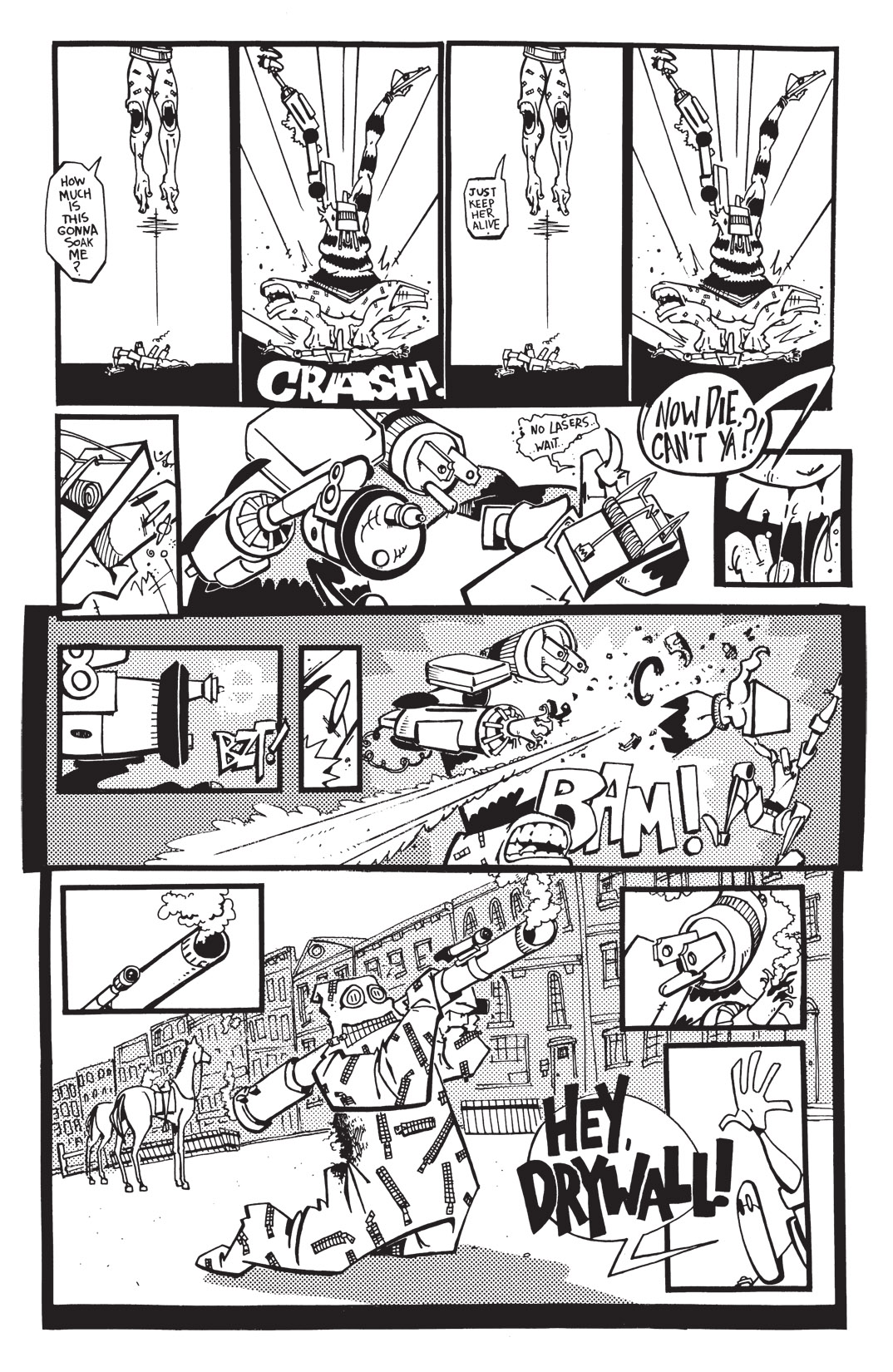 Read online Scud: The Disposable Assassin: The Whole Shebang comic -  Issue # TPB (Part 1) - 246