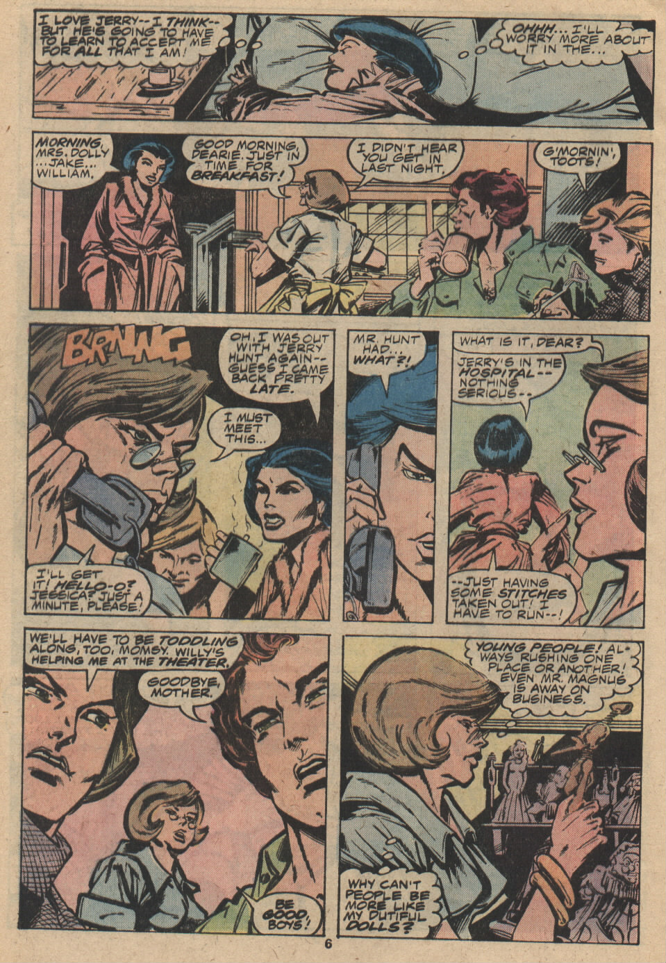 Spider-Woman (1978) Issue #9 #9 - English 6