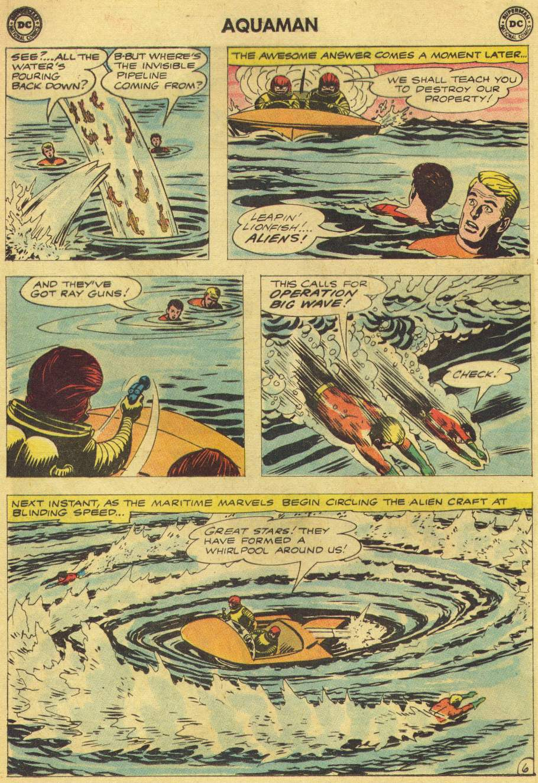 Aquaman (1962) Issue #8 #8 - English 8