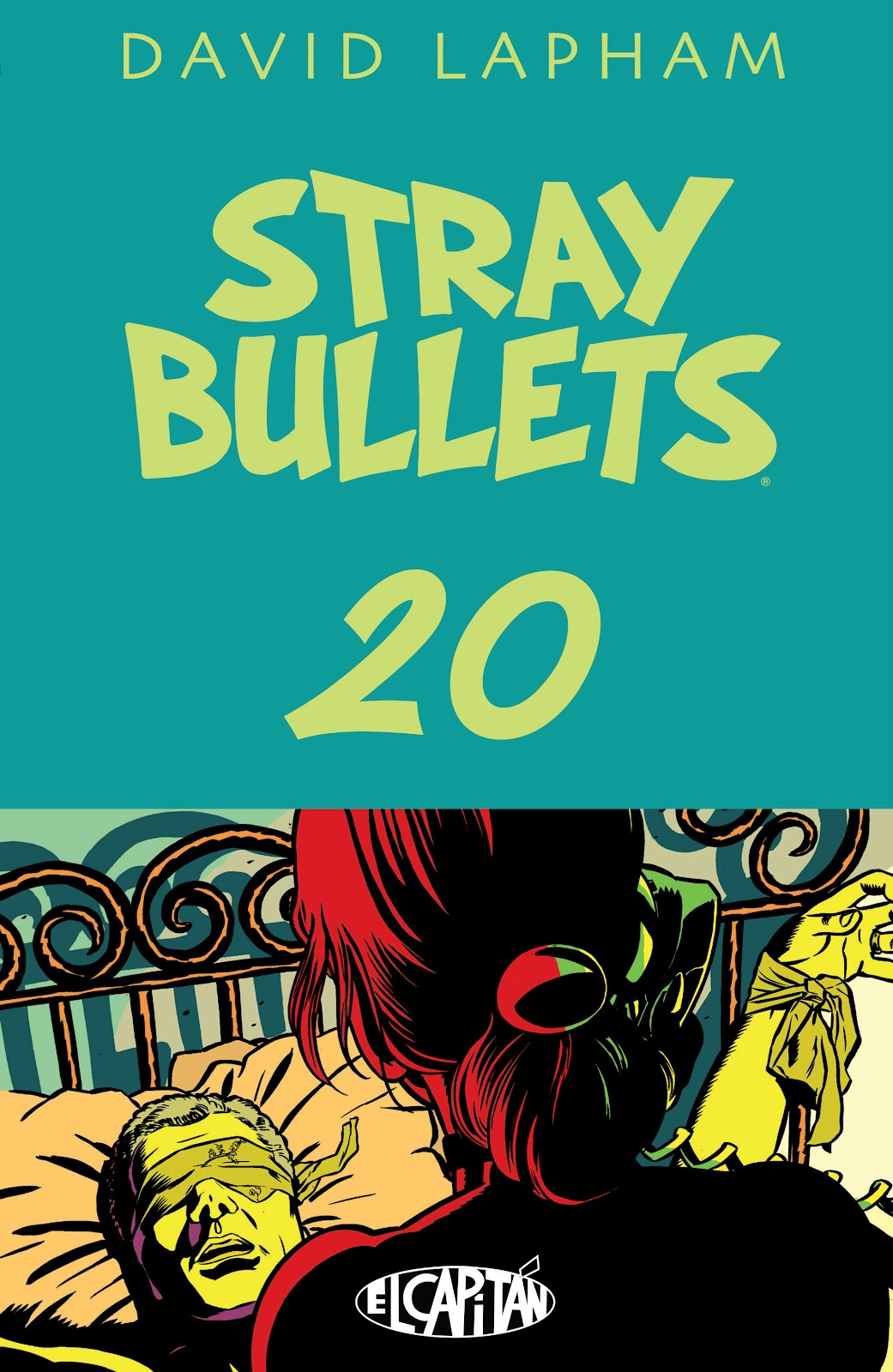 Stray Bullets Issue #20 #20 - English 1