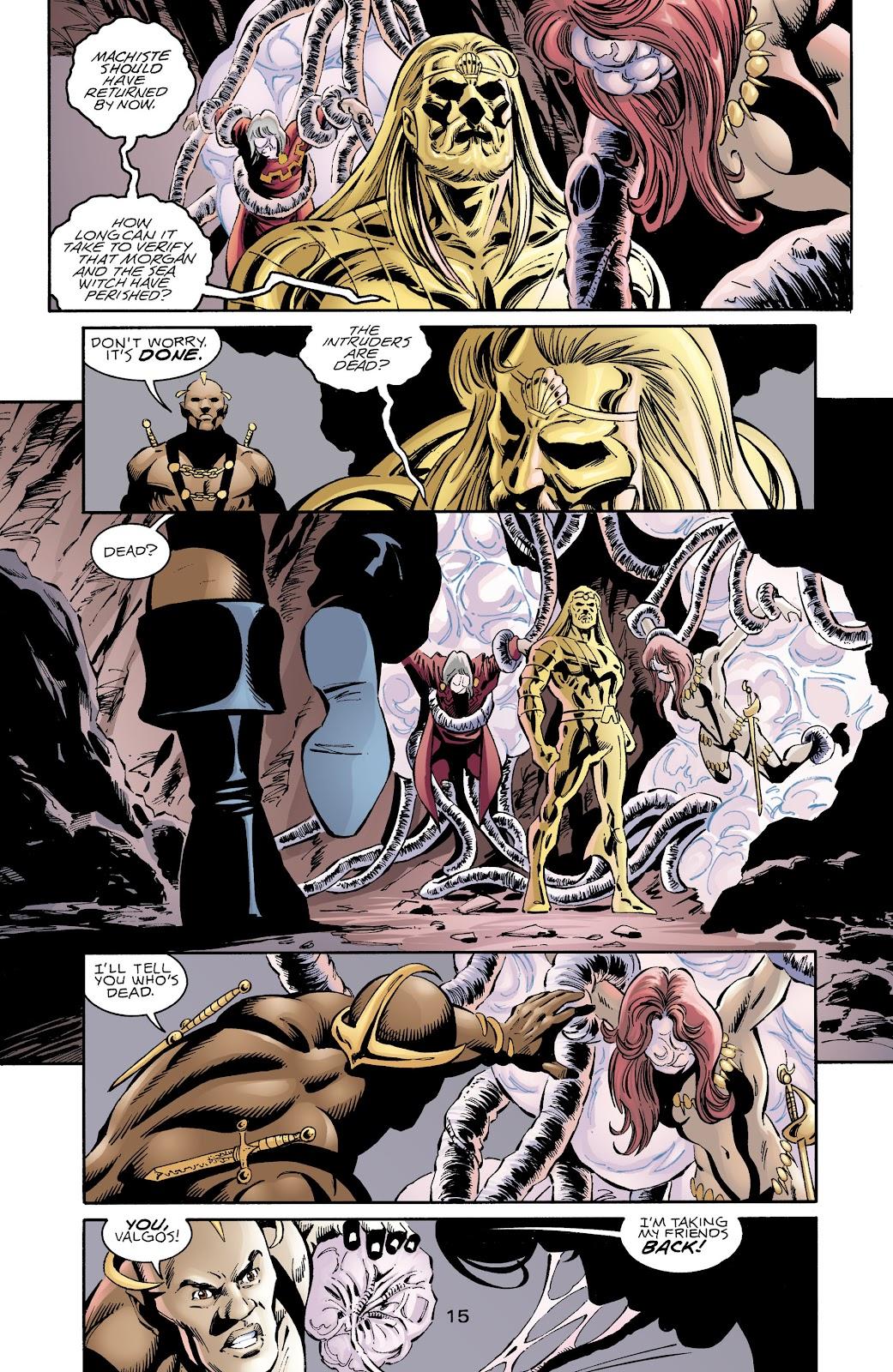Aquaman (1994) Issue #73 #79 - English 15