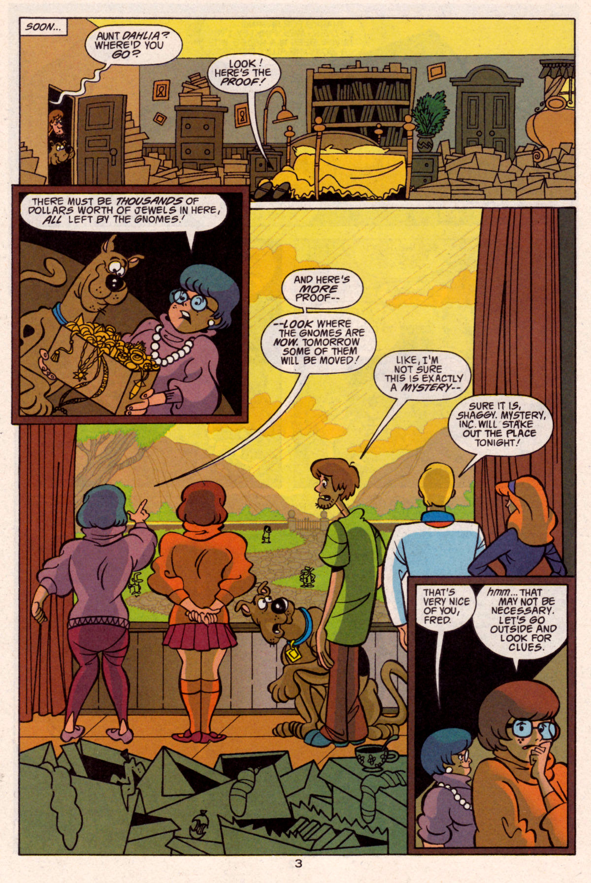 Read online Scooby-Doo (1997) comic -  Issue #12 - 18