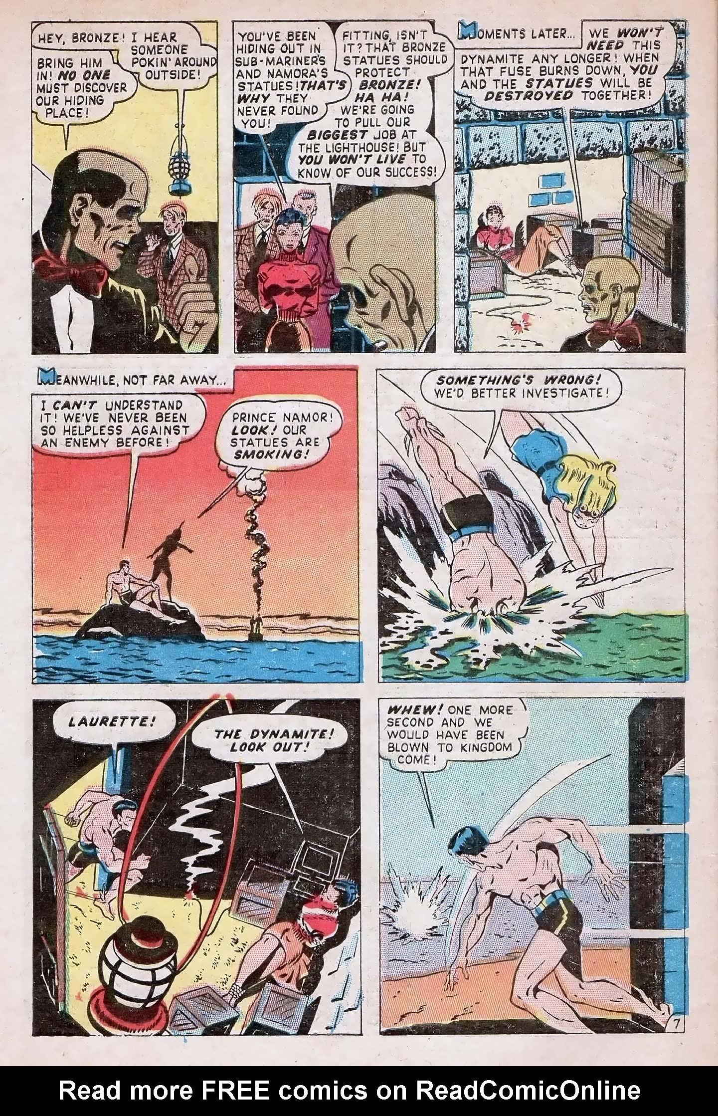 Sub-Mariner Comics #27 #27 - English 32