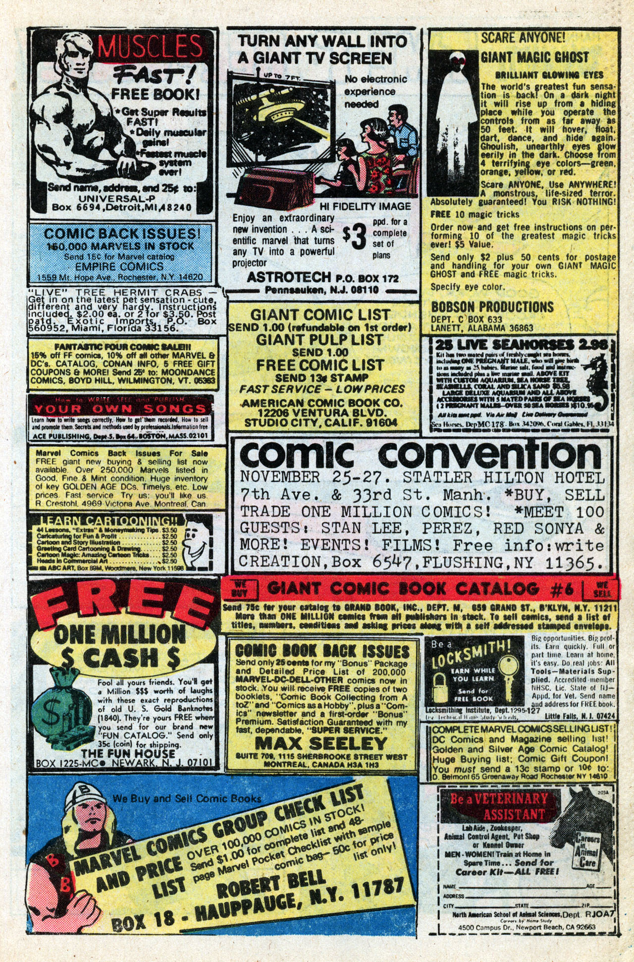 Read online Scooby-Doo (1977) comic -  Issue #3 - 27