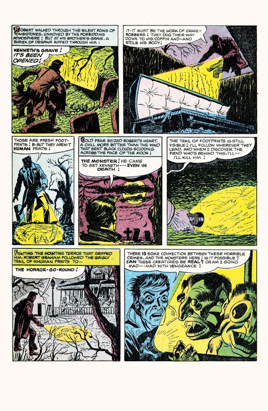 Haunted Horror Issue #9 #9 - English 44