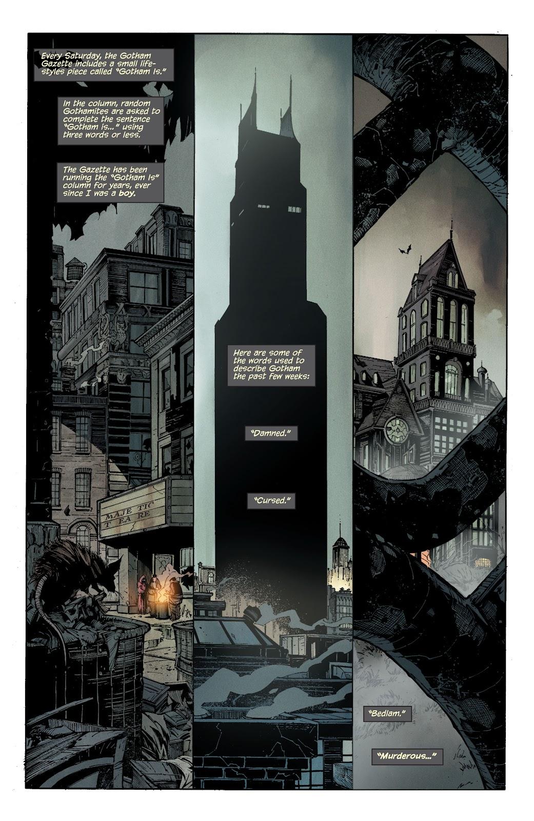 Batman (2011) Issue #1 #16 - English 2