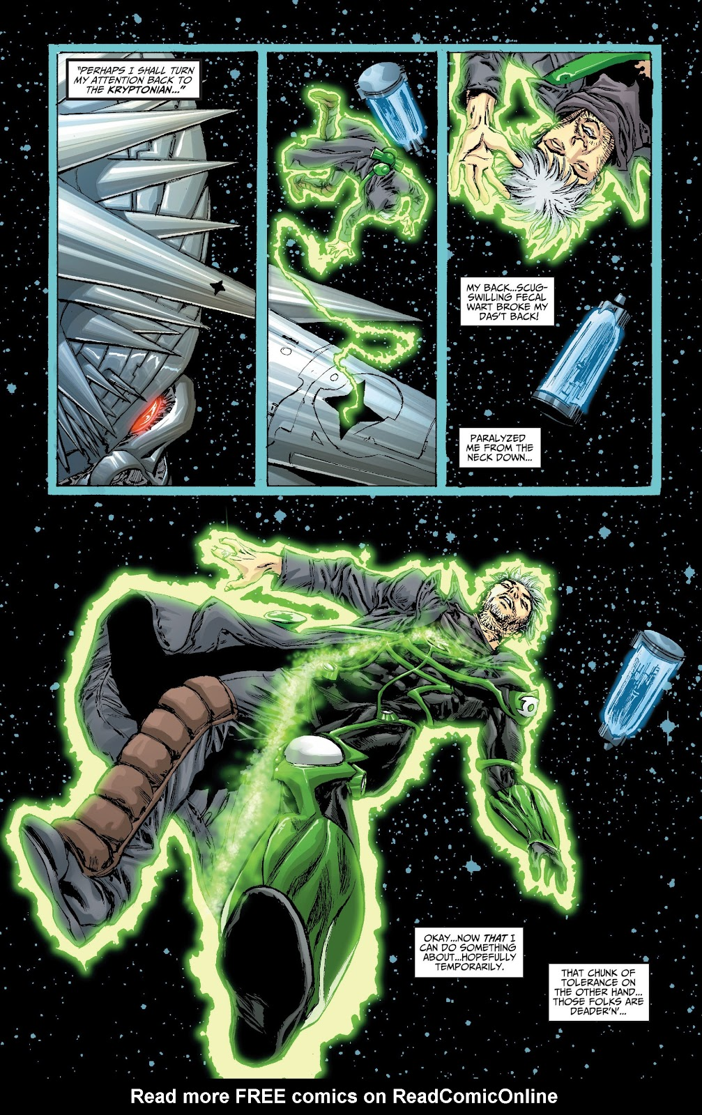 Threshold (2013) Issue #6 #6 - English 11