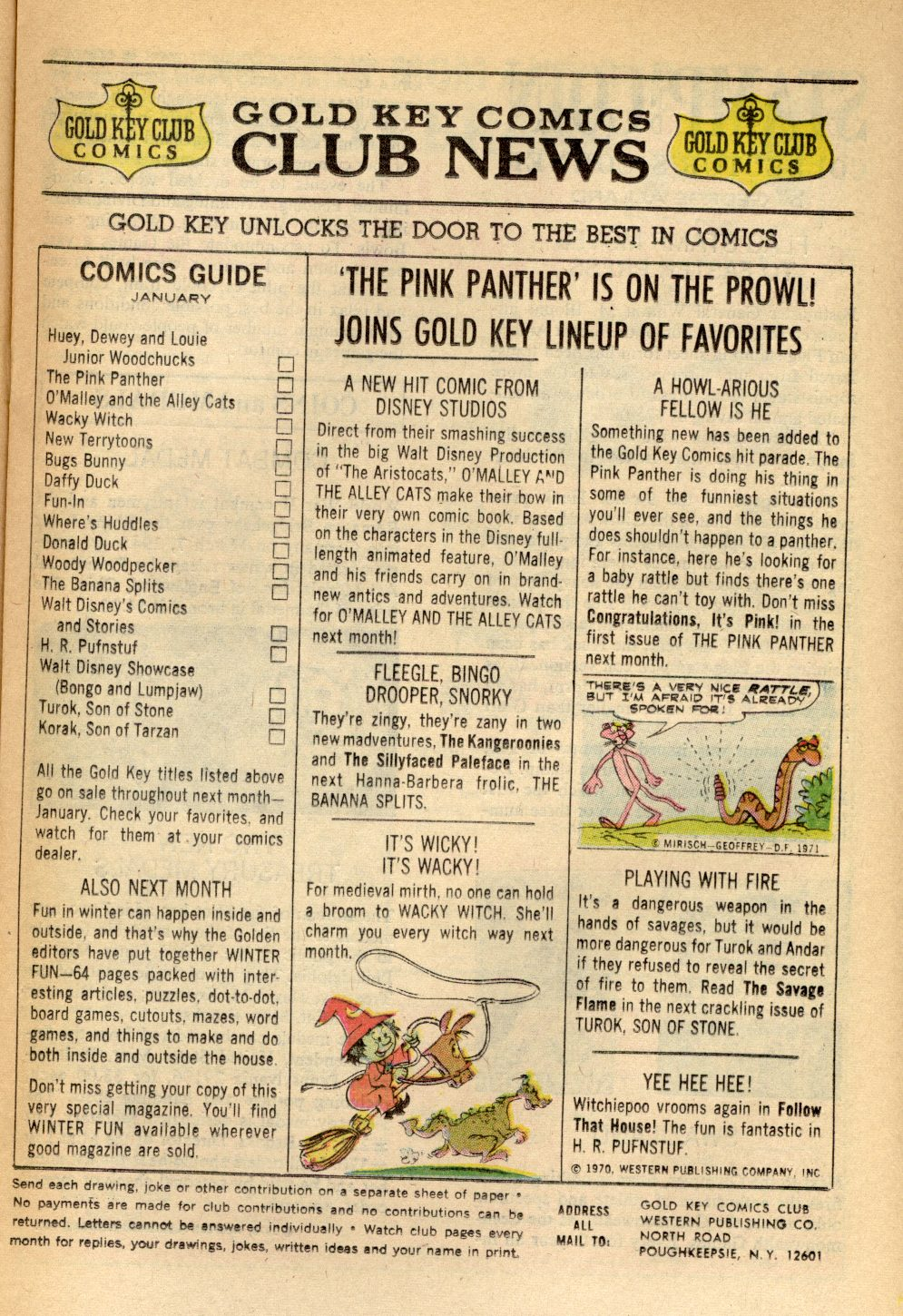 Uncle Scrooge (1953) Issue #91 #91 - English 17