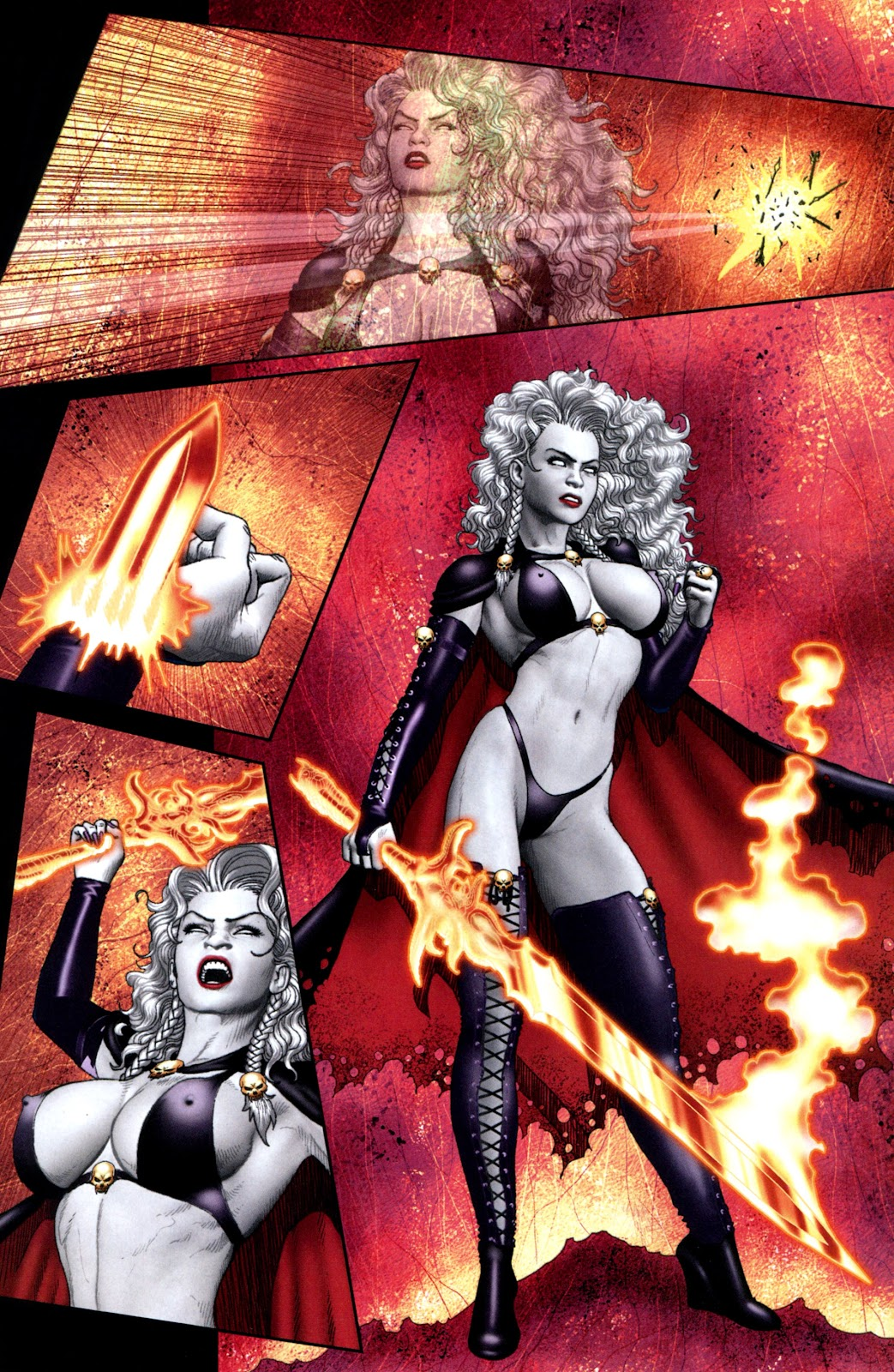 Lady Death (2010) Issue #25 #28 - English 11