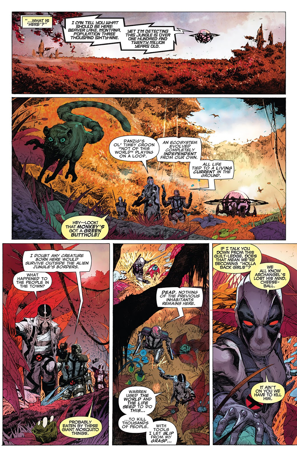 Uncanny X-Force (2010) Issue #15 #16 - English 12