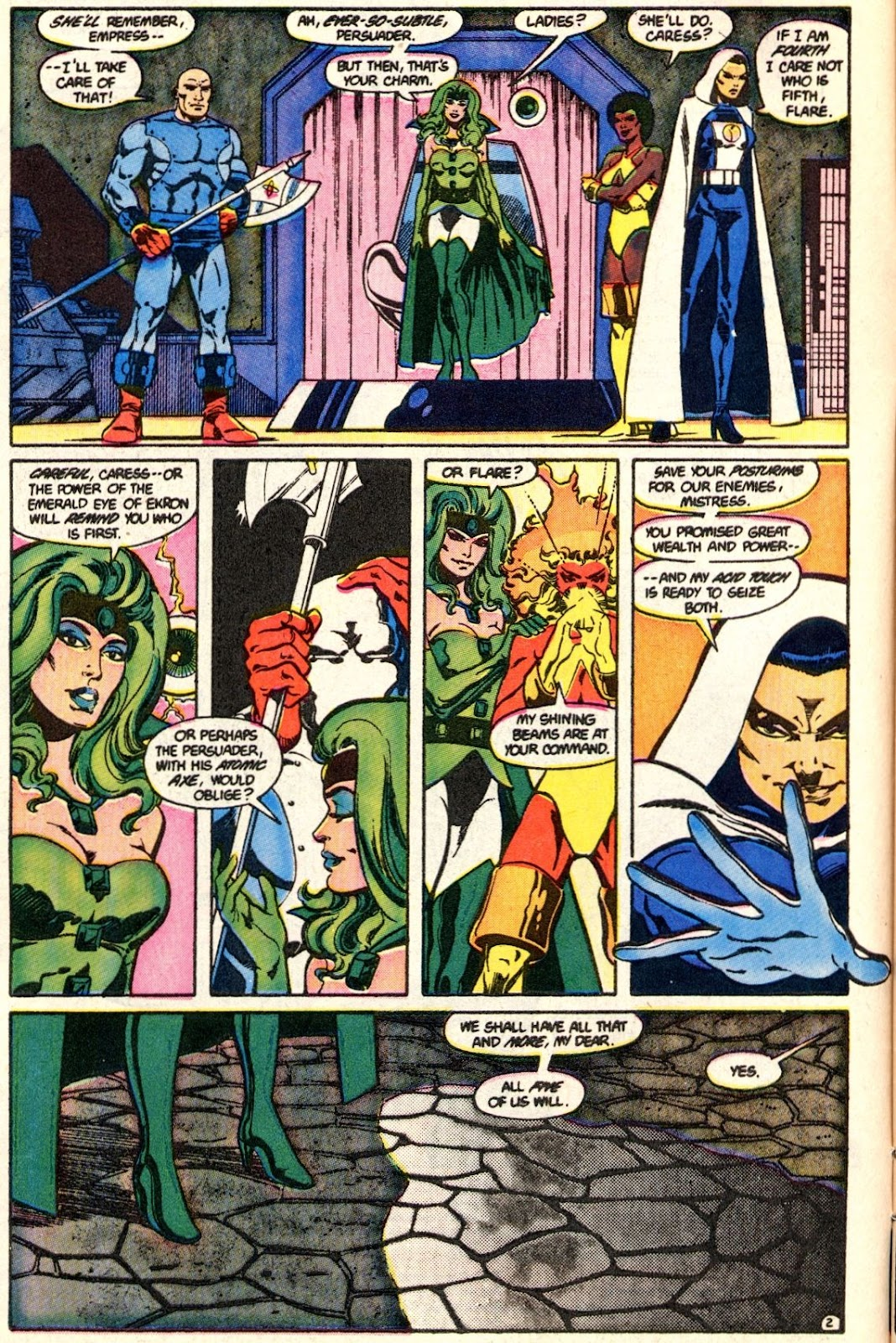 Tales of the Legion Issue #350 #37 - English 3