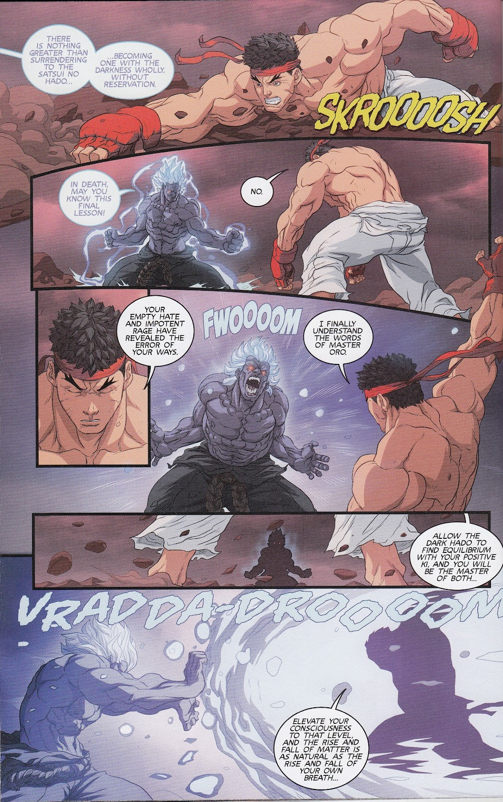 Street Fighter Unlimited Issue #12 #14 - English 10