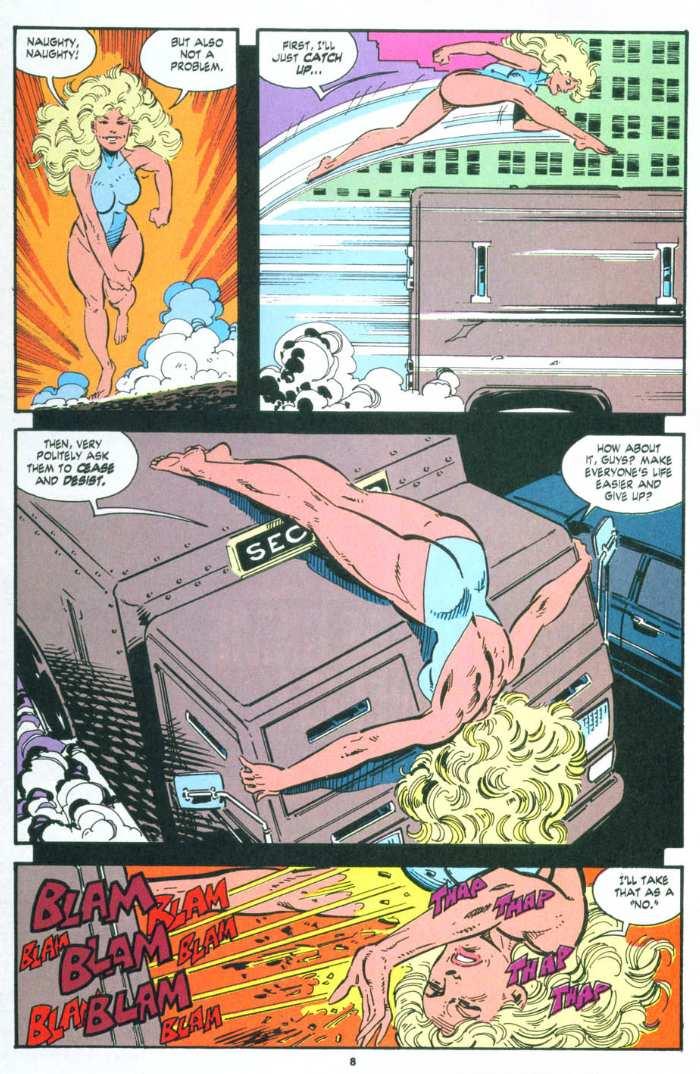 The Sensational She-Hulk Issue #49 #49 - English 8