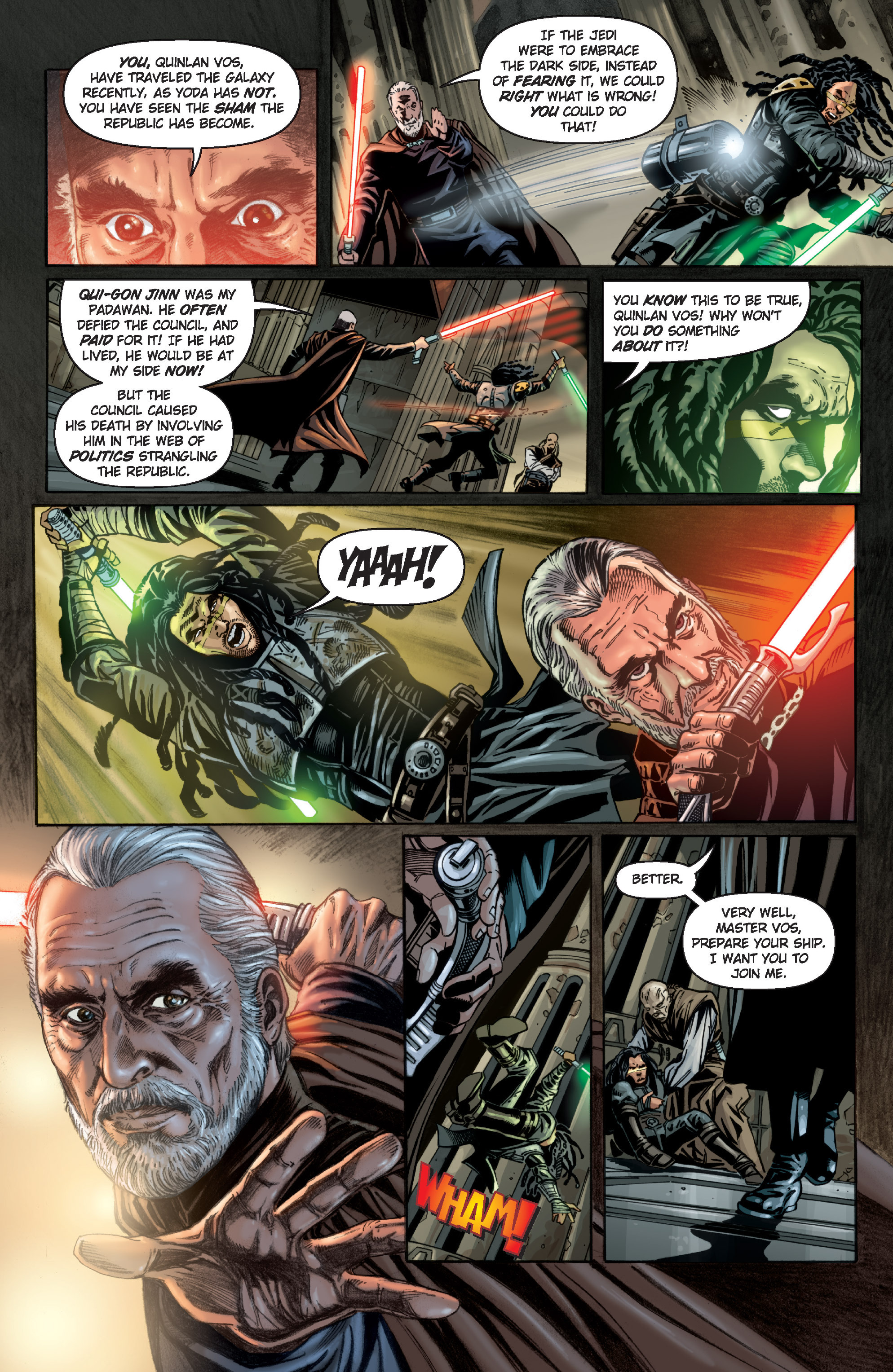 Star Wars Legends Epic Collection: The Clone Wars chap 2 pic 111
