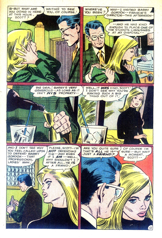 Read online Secret Hearts comic -  Issue #128 - 29