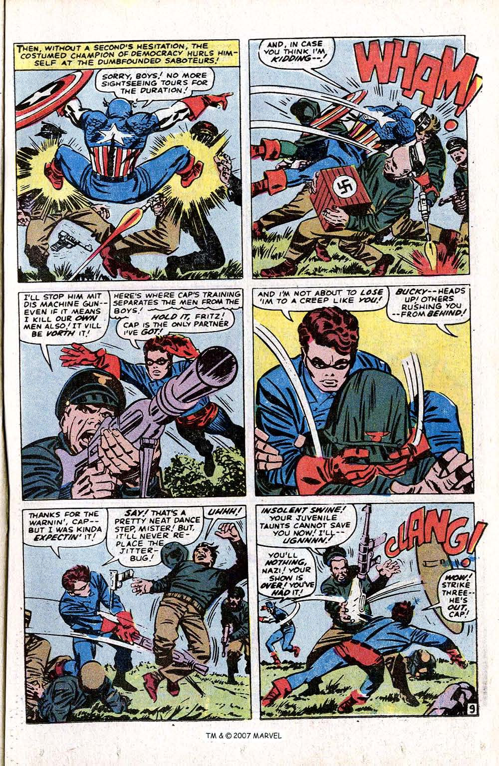 Captain America (1968) _Annual 1 #1 - English 11