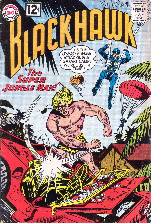 Blackhawk (1957) 173 Page 1