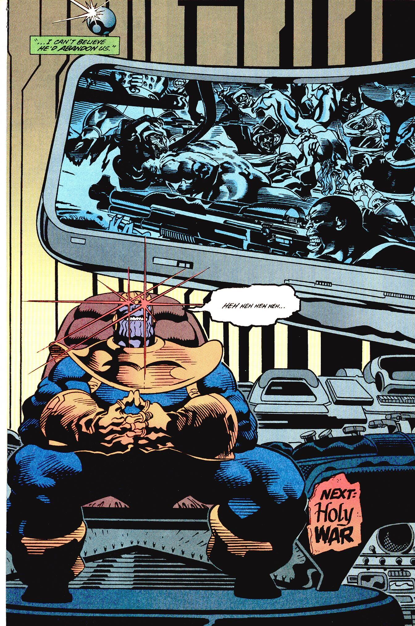Read online Secret Defenders comic -  Issue #12 - 19