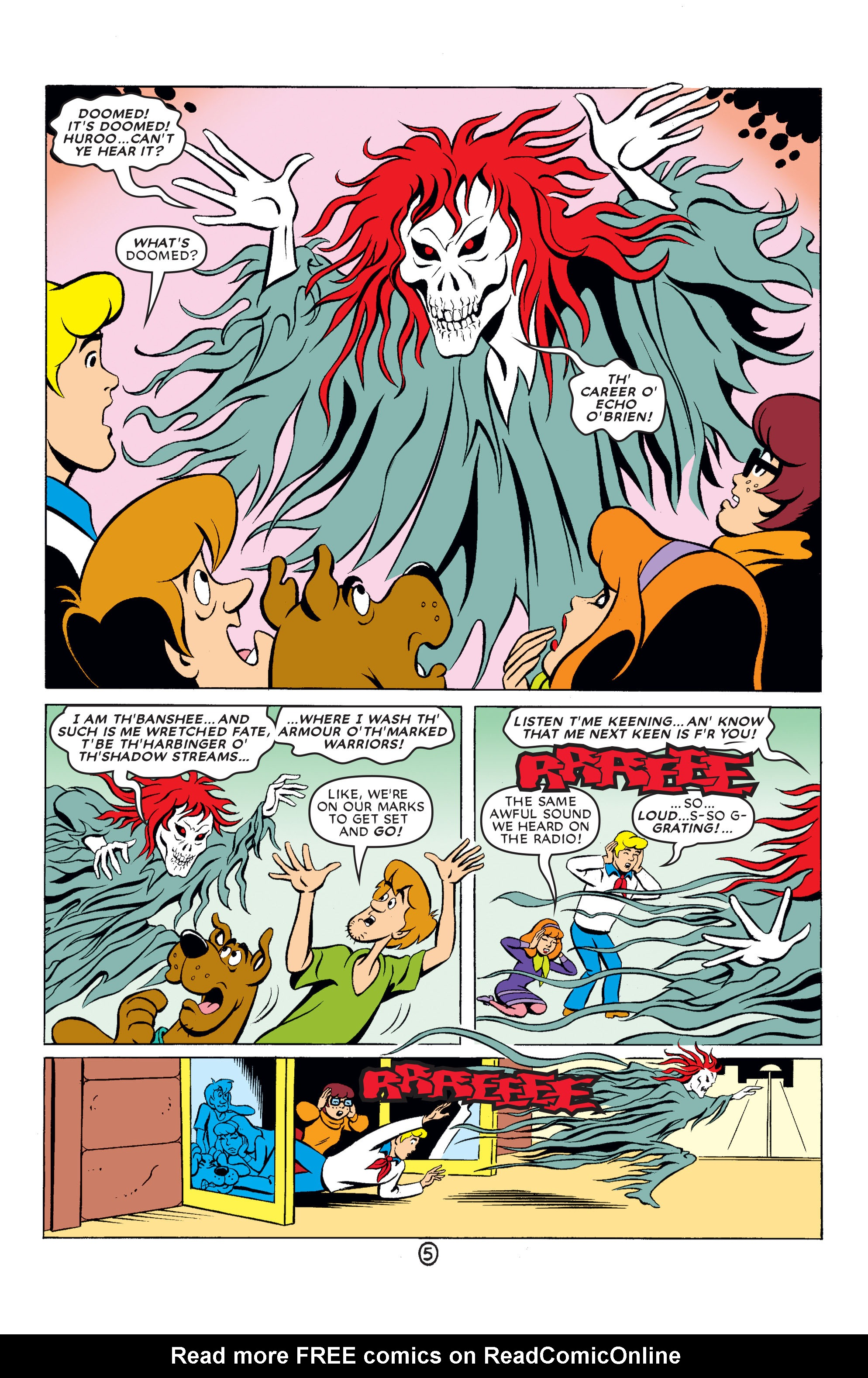 Read online Scooby-Doo (1997) comic -  Issue #65 - 6