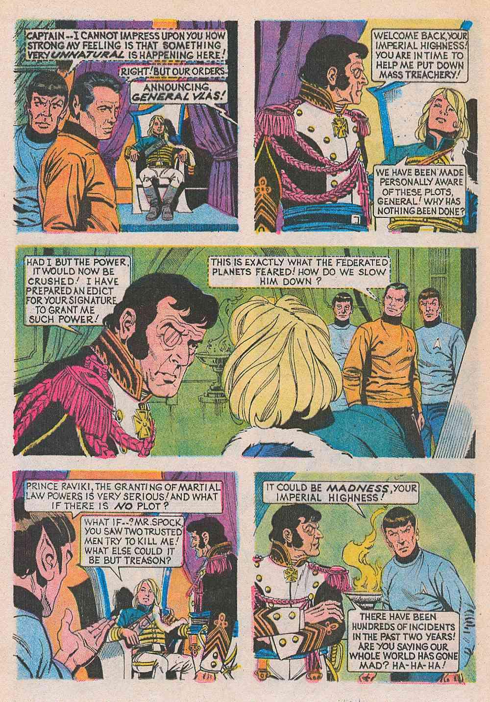 Star Trek (1967) Issue #20 #20 - English 10