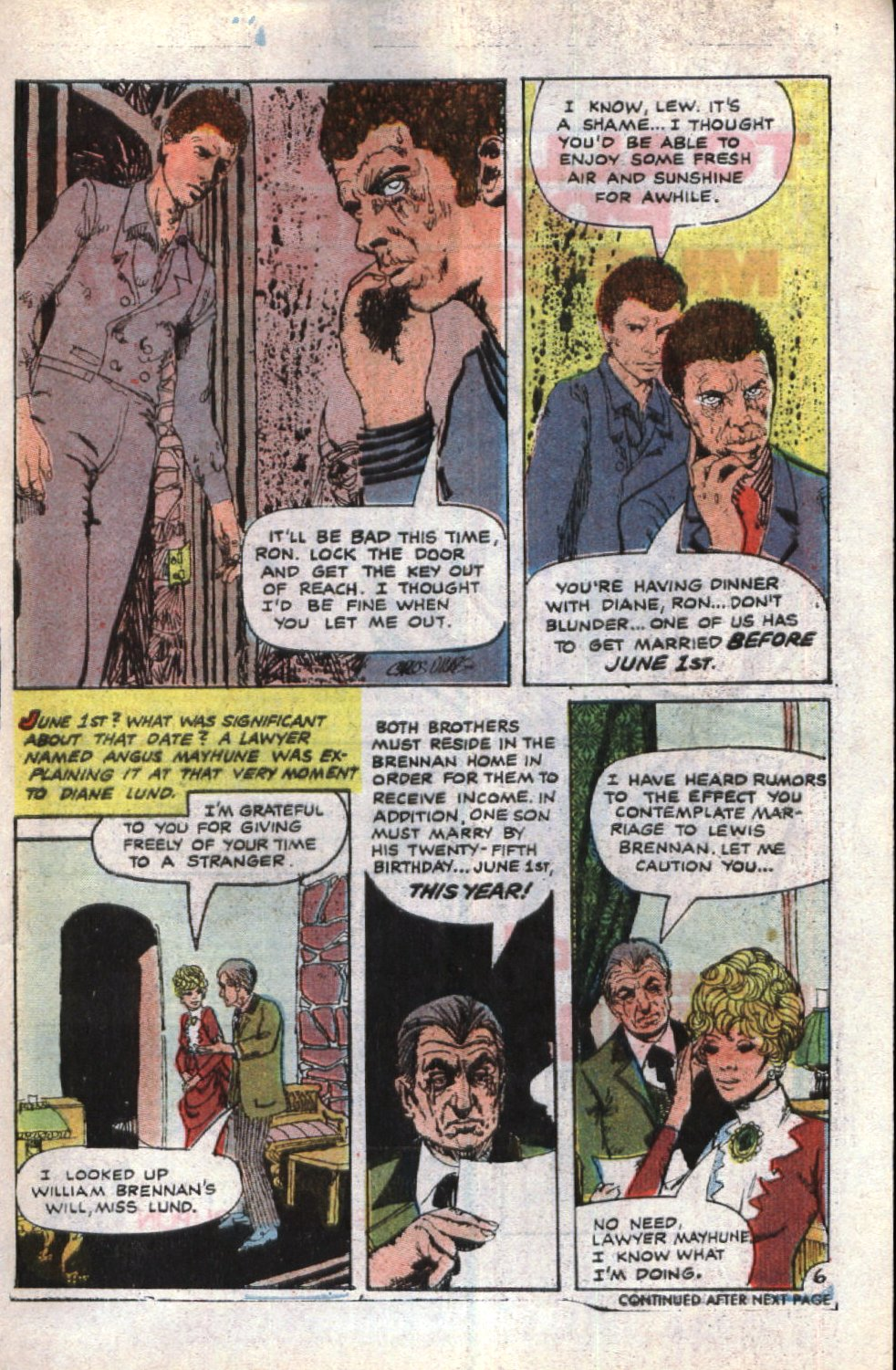 Read online Scary Tales comic -  Issue #32 - 29