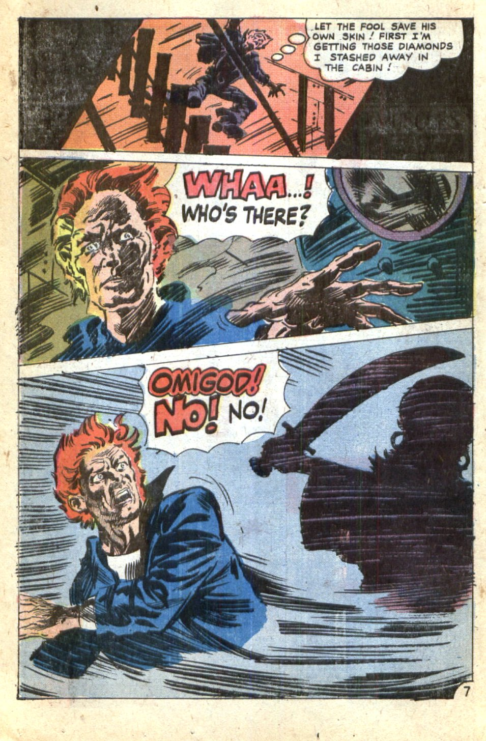 Read online Scary Tales comic -  Issue #9 - 18