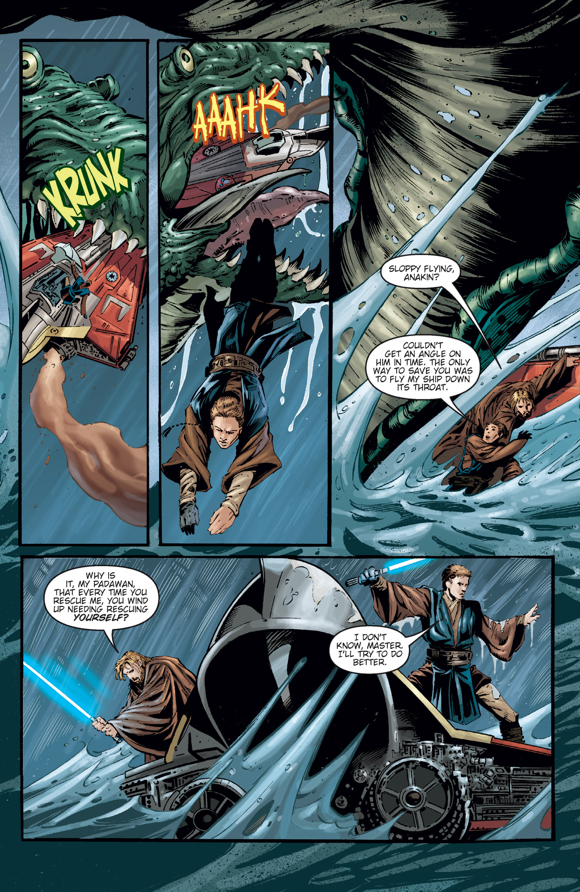 Star Wars Legends Epic Collection: The Clone Wars chap 1 pic 57