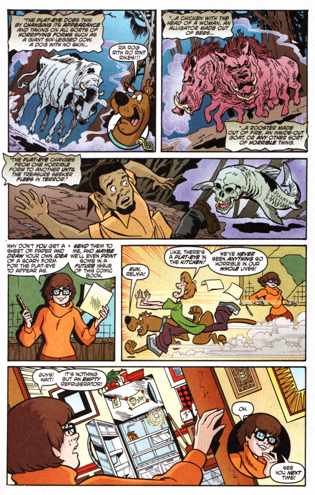 Read online Scooby-Doo (1997) comic -  Issue #118 - 11