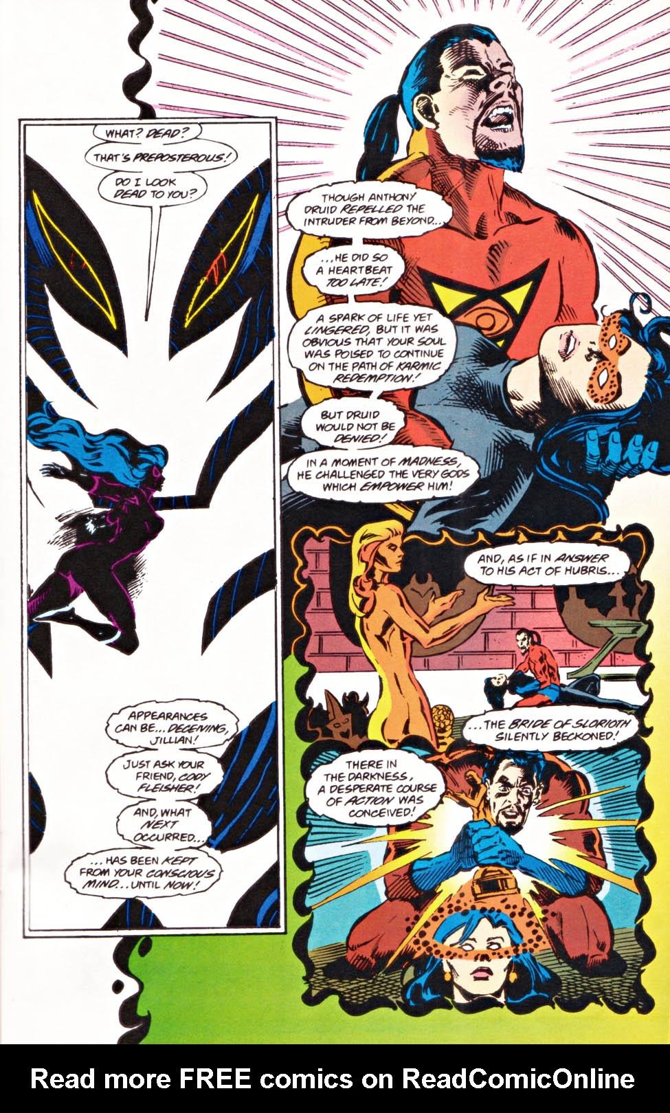 Read online Secret Defenders comic -  Issue #22 - 10