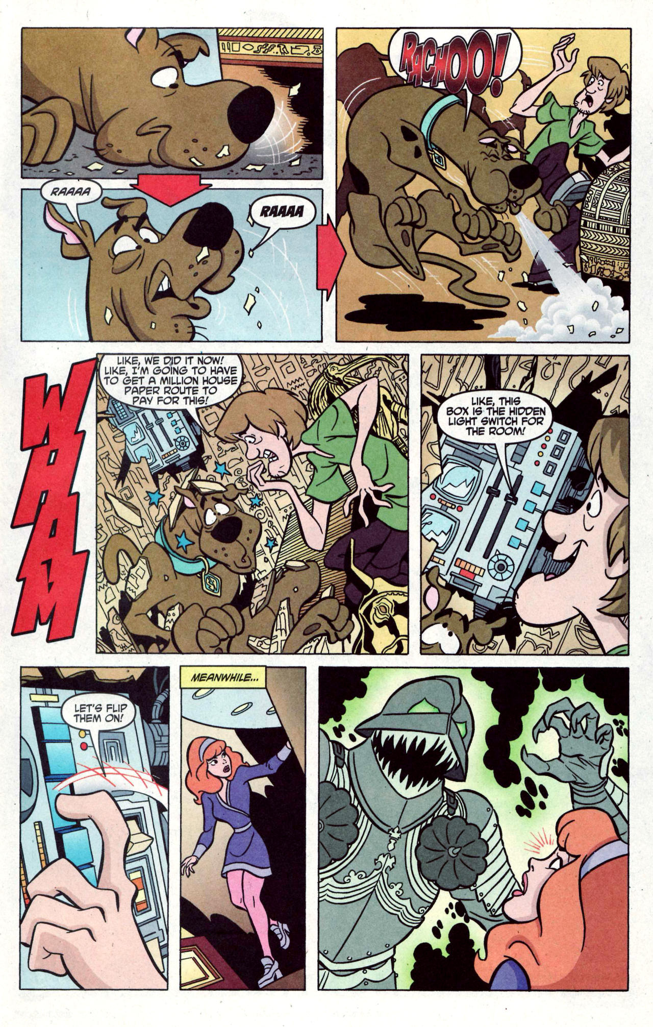 Read online Scooby-Doo (1997) comic -  Issue #122 - 25