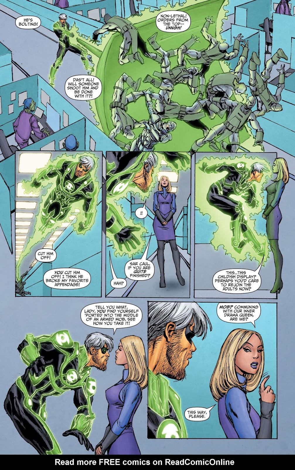 Threshold (2013) Issue #8 #8 - English 3