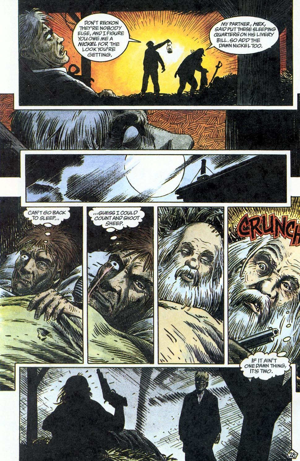 Jonah Hex: Two-Gun Mojo Issue #1 #1 - English 30