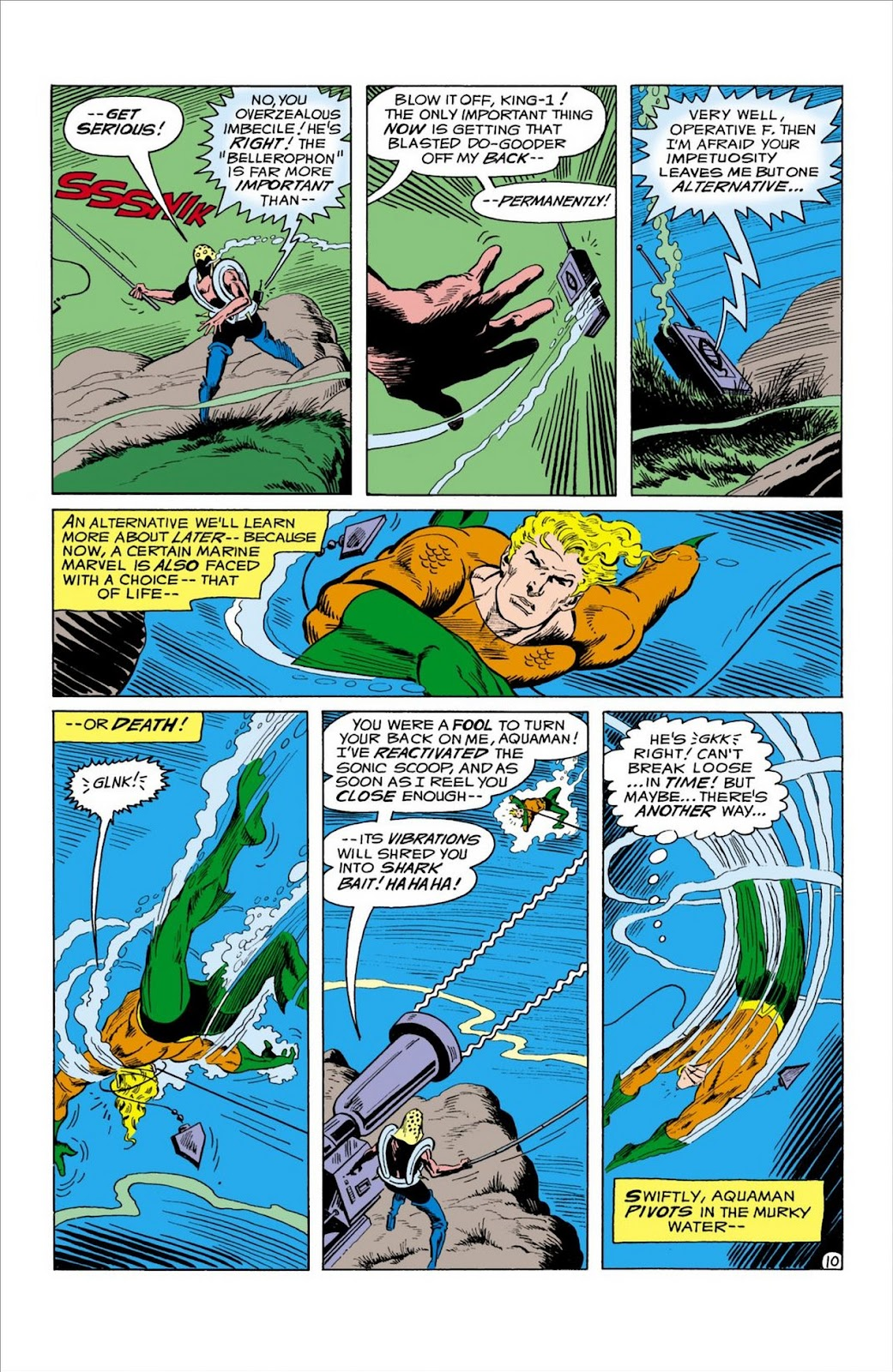 Aquaman (1962) Issue #59 #59 - English 11