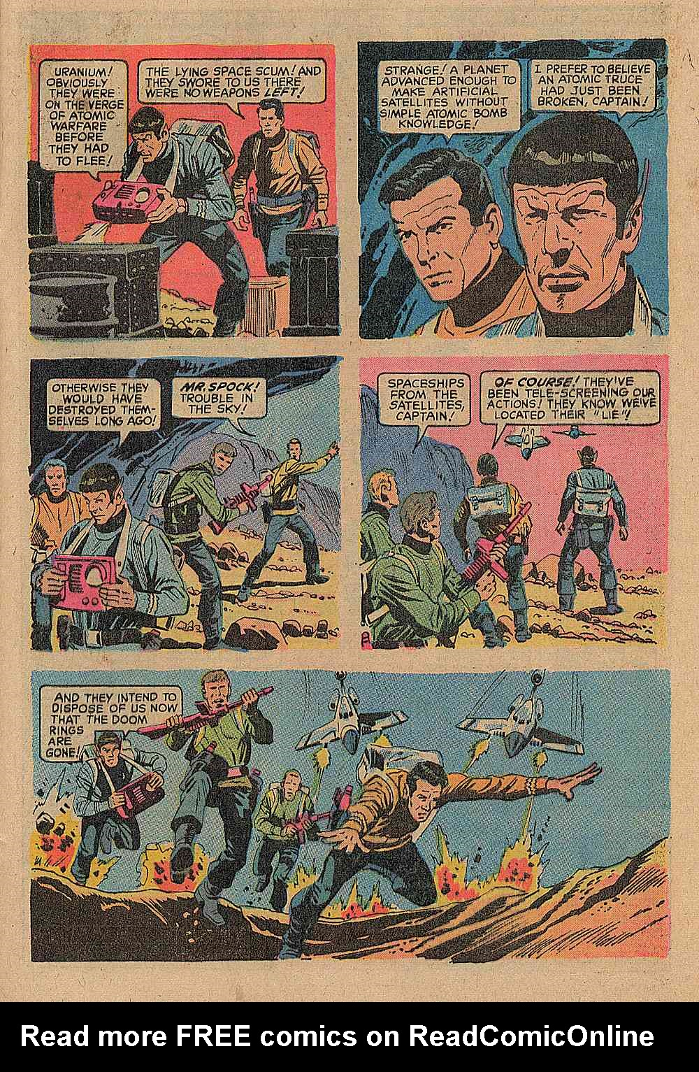 Star Trek (1967) Issue #37 #37 - English 21