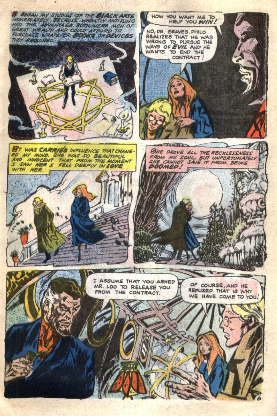 Read online Scary Tales comic -  Issue #29 - 9