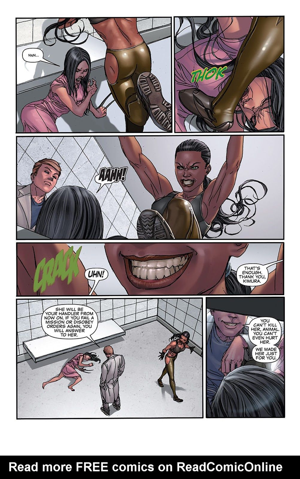 X-23: Target X Issue #4 #4 - English 13